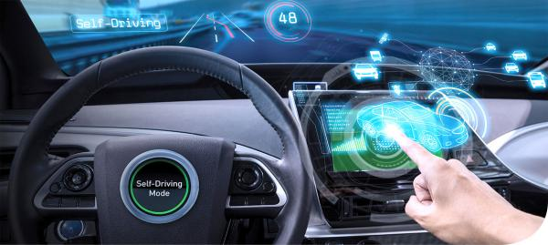 Figure 23: Connected and automated vehicles will change our transport experience
